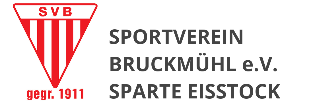 Sparte Eisstock des SV Bruckmühl