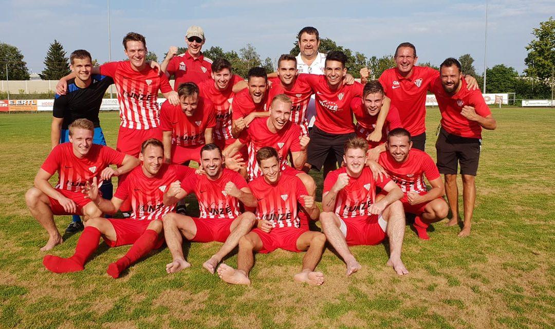 Saisonstart geglückt – 3:0 Sieg beim SBR II