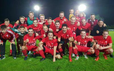 3:1 Heimsieg gegen Grünthal