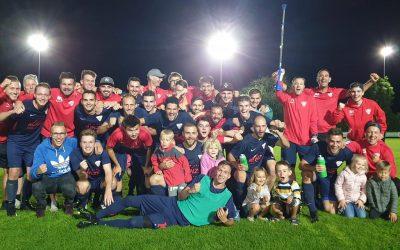 Serie hält an – 4:1 Sieg gegen Teisendorf