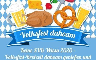 Volksfest Dahoam