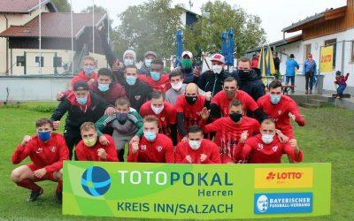 Bruckmühl holt den Toto-Pokal 2020!