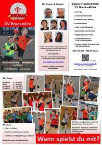 SV-Bruckmuehl-Handball-Flyer