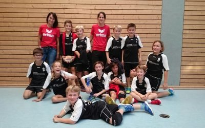 1. Spieltag E-Jugend