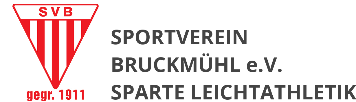 Sparte Leichtathletik des SV Bruckmühl