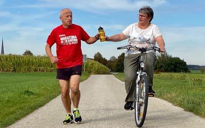 Peter Jüstel blickt auf eine beeindruckende Marathon-Karriere zurück und seinem 30. Rennen in Ravenna entgegen