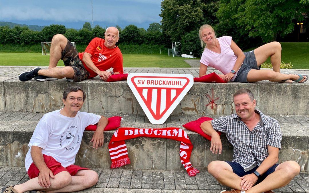 Leichtathleten des SV Bruckmühl – Jahreshauptversammlung