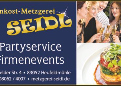 Metzgerei Seidl