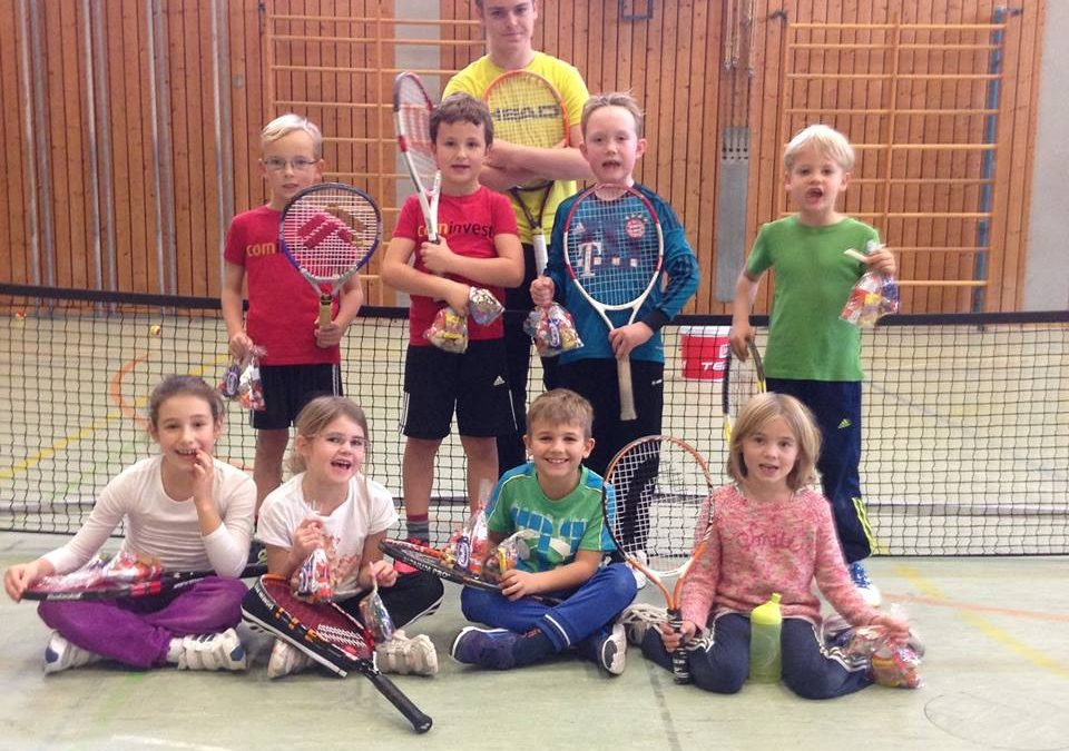 Neuer C1-Trainer bei der Sparte Tennis