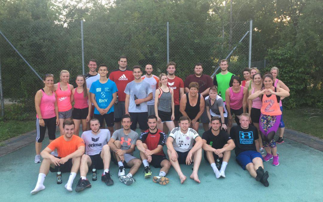 Zumba meets Handball