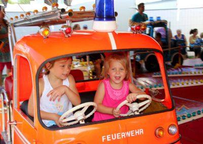 Volksfest Bruckmuehl Kinder-Karusell
