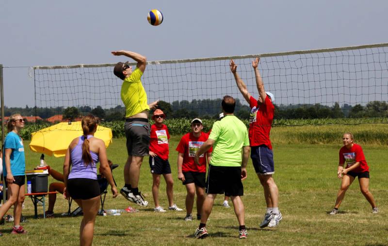 Volksfest Bruckmühl Volleyballturnier