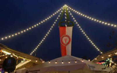Rückblick auf das Volksfest Bruckmühl 2016