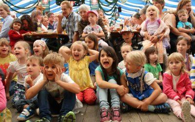 Nachmittag für Kinder, Familien und Altbürger