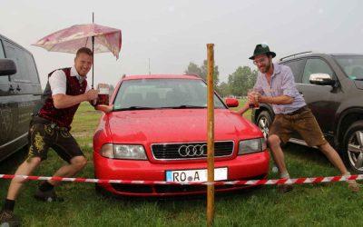 Volksfest Bruckmühl: Bericht vom Dienstag
