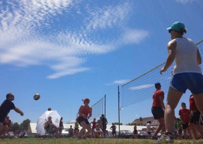 2016 Volksfest Bruckmuehl Volleyball-Turnier