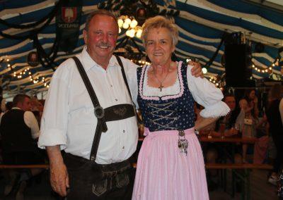 SVB-Volksfest-2018-Klaus-und-Helga Christoph