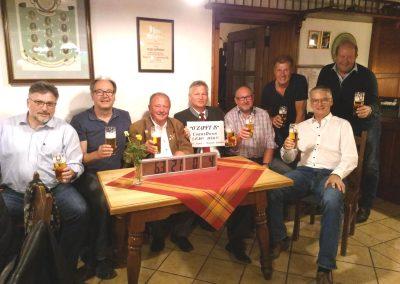 SV Bruckmühl Count Down Start Volksfest 2019