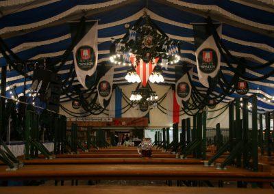 SV Bruckmühl Volksfest 2019 - die Ruhe nach dem Sturm