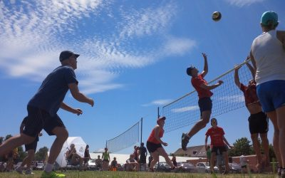 33. Volleyball Volksfest Mixed Turnier 2018