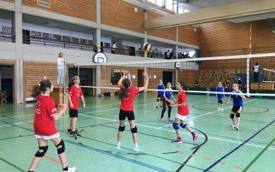 U14w Meister der Staffel Chiemgau 1